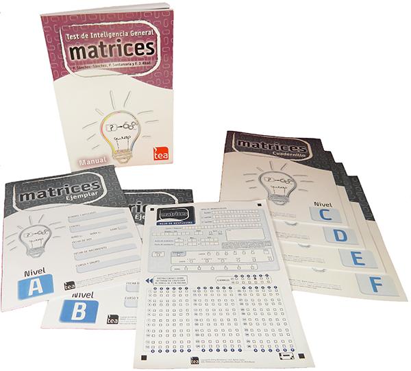 matrices_MATERIALES